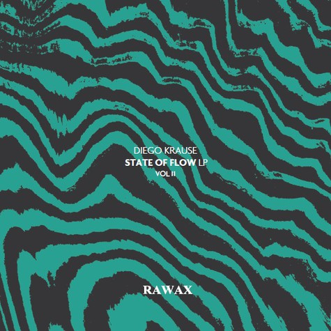 Diego Krause - State Of Flow Part 2 Black Vinyl Edition