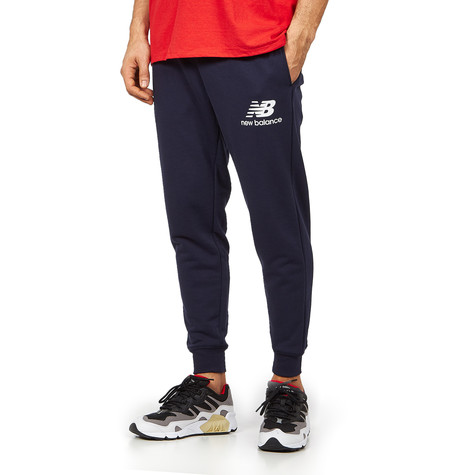New Balance - Essentials Stacked Logo Sweatpant