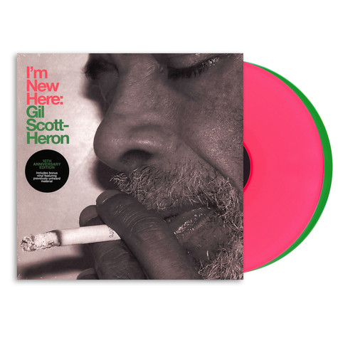 Gil Scott-Heron - I'm New Here 10th Anniversary Expanded Edition