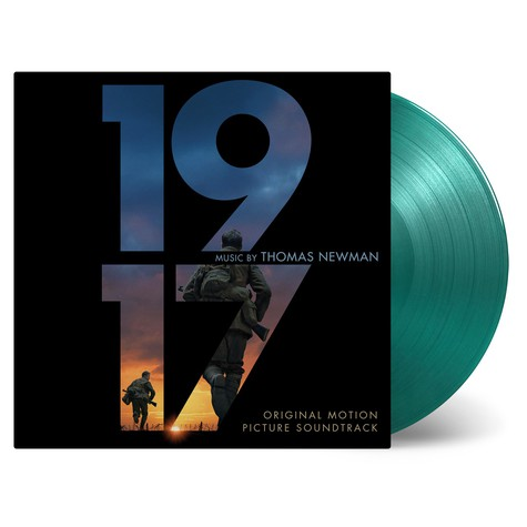 Thomas Newman - OST 1917 Colored Vinyl Edition