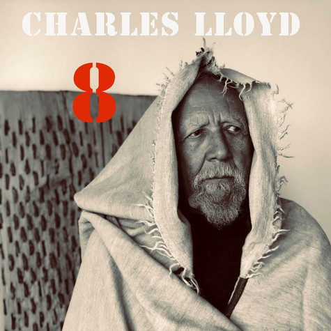 Charles Lloyd - 8: Kindred Spirits - Live From Lobero Super Deluxe Box