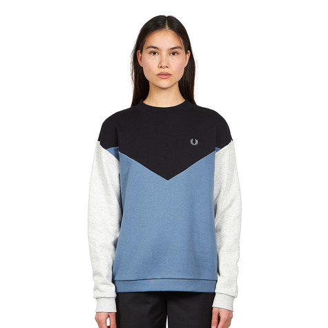 Fred Perry - Chevron Sweatshirt