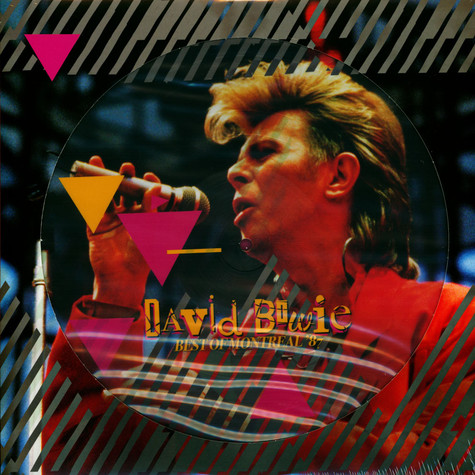 David Bowie - Best Of Montreal '87