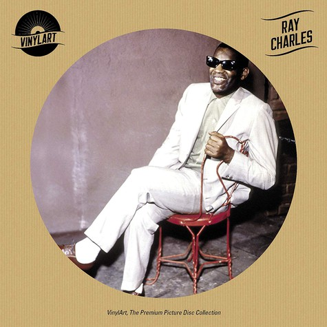 Ray Charles - Vinylart, The Premium Picture Disc Collection