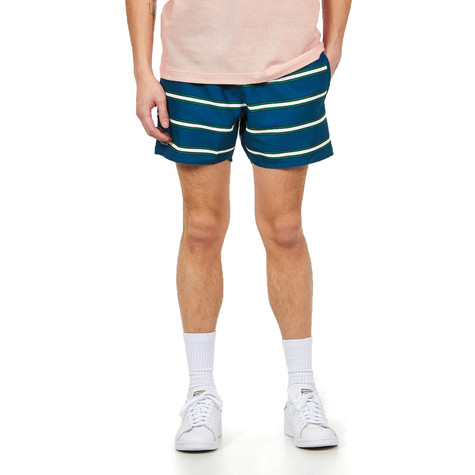 Lacoste - Striped Taffeta Shorts