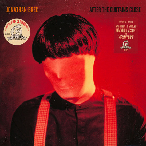 Jonathan Bree - After The Curtains Close Red Vinyl Edition
