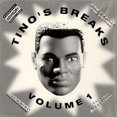 Tino - Tino's Breaks Volume 1: How To Play The Drums