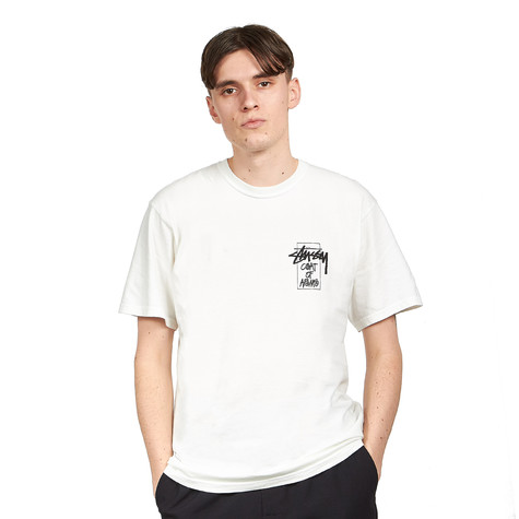 Stüssy - Coat Of Arms Pigment Dyed Tee