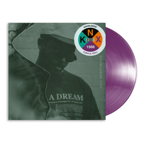 Knxwledge - 1988 Purple Vinyl Edition