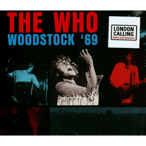 Who, The - Woodstock '69