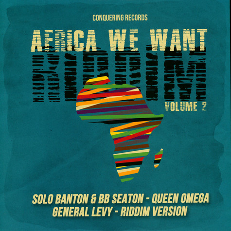 V.A. - Africa We Want Riddim Volume 2