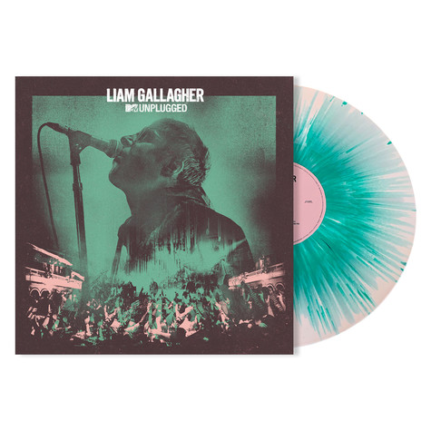 Liam Gallagher - MTV Unplugged: Live At Hull City Hall Splatter Edition