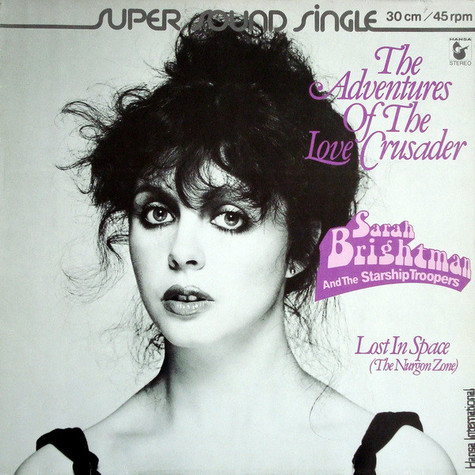 Sarah Brightman and The Starship Troopers - The Adventures Of The Love Crusader