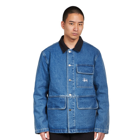 Stüssy - Denim Chore Coat