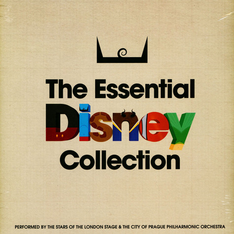 London Music Works & Prague Philharmonic Orchestra - The Essential Disney Collection