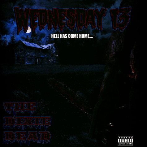 Wednesday13 - The Dixie Dead Red Vinyl Edition