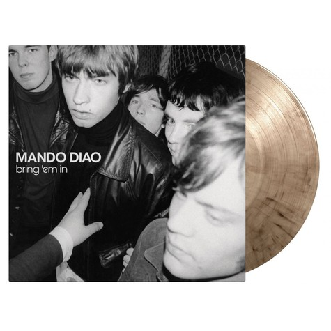 Mando Diao - Bring 'Em In Limited Colored Vinyl Edition