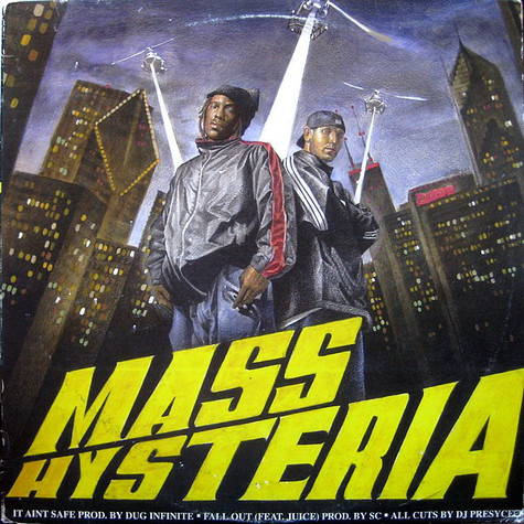 Mass Hysteria - It Aint Safe / Fall Out
