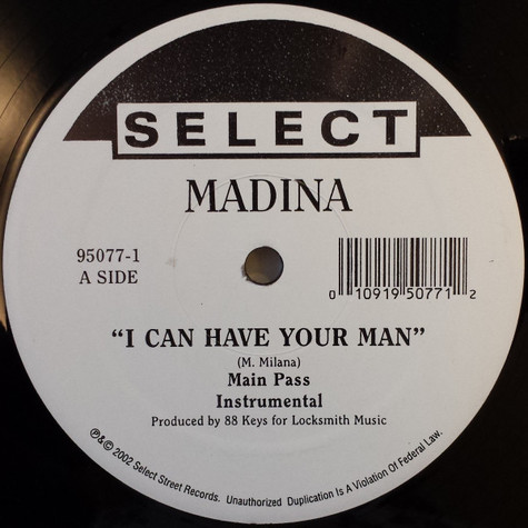 Madina - I Can Have Your Man