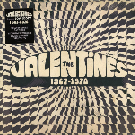 Valentines, The - 1967-1970 Record Store Day 2020 Edition