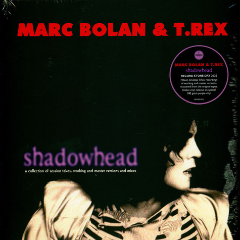 Marc Bolan & T.Rex - Shadowhead Record Store Day 2020 Edition