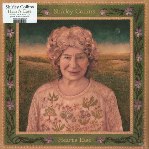 Shirley Collins - Heart's Ease Black Vinyl Edition