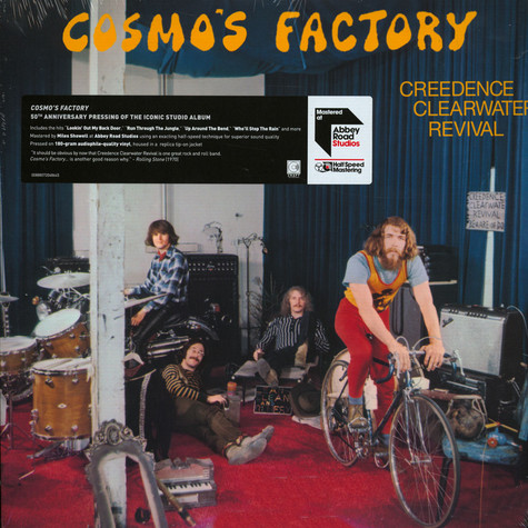 Creedence Clearwater Revival - Cosmo's Factory Limited Half-Speed Remaster
