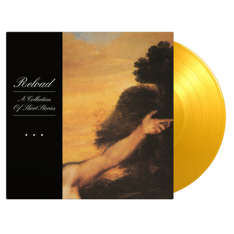Reload (Global Communication) - A Collection Of Short Stories Limited Numbered Translucent Yellow Vinyl Edition
