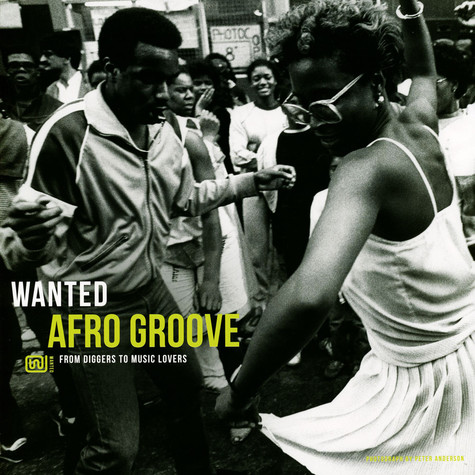 V.A. - Wanted Afro Groove