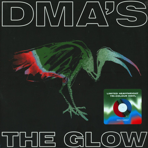 DMA's - The Glow 3 Colored Vinyl Edition