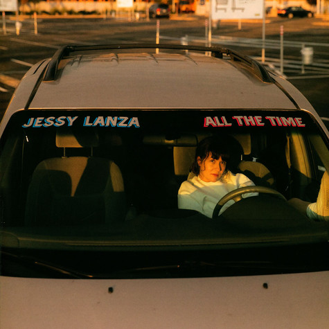 Jessy Lanza - All The Time Randomly Colored Vinyl Edition