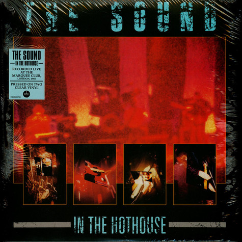 Sound, The - In The Hothouse Clear Vinyl Edition