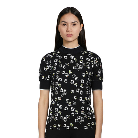 Fred Perry - Floral Jumper