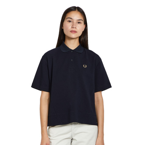 Fred Perry - Boxy Polo Shirt