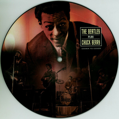 Beatles, The - The Beatles Play Chuck Berry Picture Disc Edition