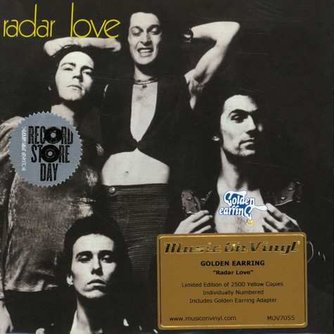 Golden Earring - Radar Love Record Store Day 2020 Edition