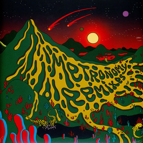 Metronomy - Metronomy Forever Remixes Colored Record Store Day 2020 Edition