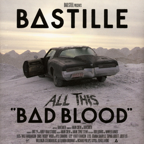 Bastille - All This Bad Blood Record Store Day 2020 Edition