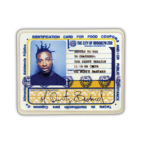 Ol' Dirty Bastard - Return To The 36 Chambers: The Dirty Version 25th Anniversary Record Store Day 2020 Edition