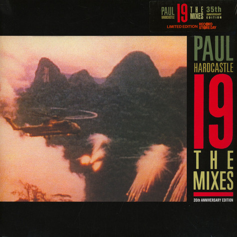 Paul Hardcastle - 19: The Mixes Record Store Day 2020 Edition