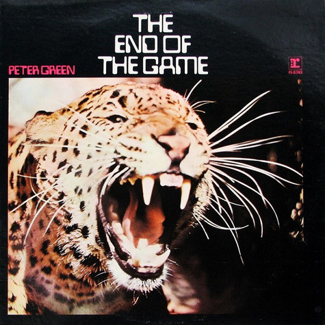 Peter Green (2) - The End Of The Game