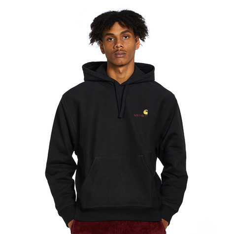 Carhartt WIP - Hooded American Script Sweat