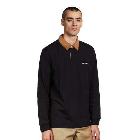 Carhartt WIP - L/S Cord Rugby Polo