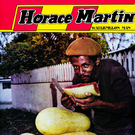 Horace Martin - Watermelon Man Record Store Day 2020 Edition