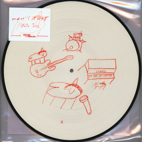 Men I Trust - Oncle Jazz Picture Disc Edition