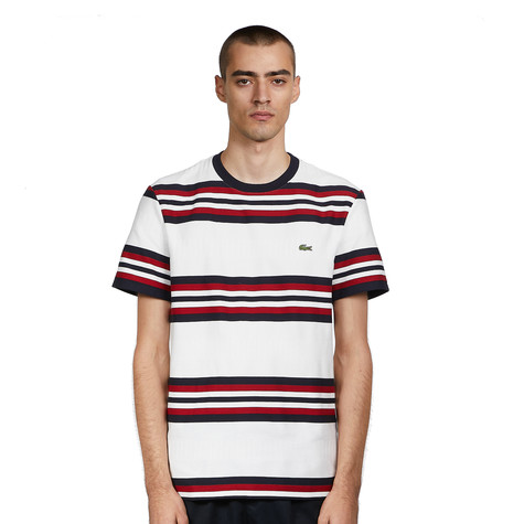 Lacoste - Seasonal Theme 2 T-Shirt Made in France