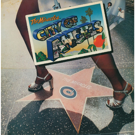 Miracles, The - City Of Angels