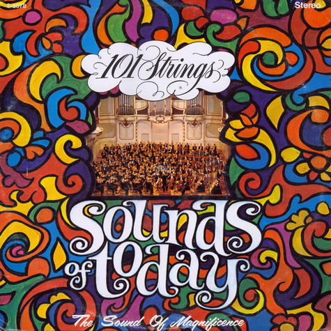 101 Strings - Sounds Of Today