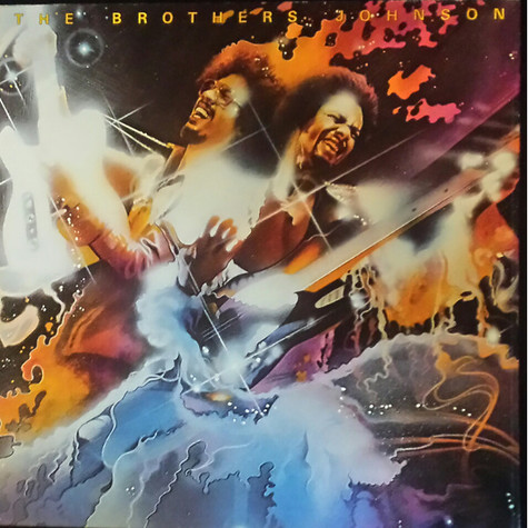 Brothers Johnson - Blam!!