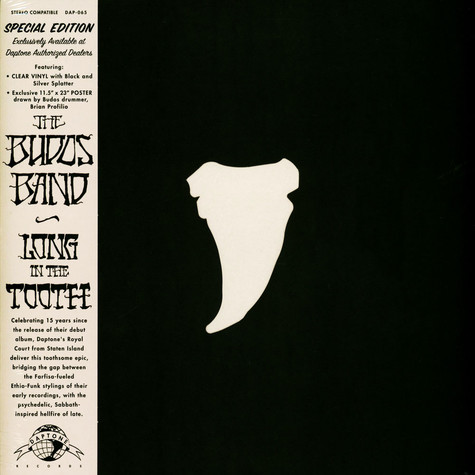 Budos Band - Long In The Tooth Colored Vinyl Edition